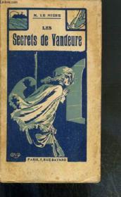 Les Secrets De Vandeure - Couverture - Format classique