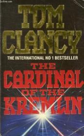 The Cardinal Of The Kremlin - Couverture - Format classique