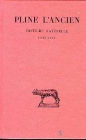 Histoire naturelle l35 - Couverture - Format classique