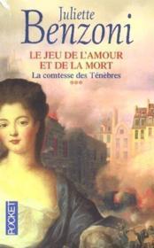 La comtesse des tenebres - tome 3 - Couverture - Format classique