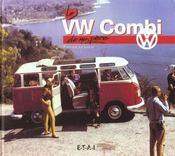 Le combi Volkswagen de mon père - Intérieur - Format classique