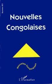 Nouvelles Congolaises 21 - Couverture - Format classique