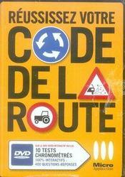 Réussissez Votre Code De La Route - Intérieur - Format classique