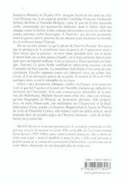 Sarajevo 1914 ; Vie Et Mort De Gavrilo Princip - Intérieur - Format classique