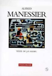 Aldred Manessier - Couverture - Format classique
