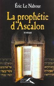 La Prophetie D'Ascalon - Intérieur - Format classique