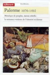 Palerme 1070-1492 - Couverture - Format classique