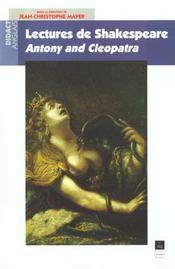 Lectures de shakespeare,