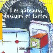 Les gateaux, biscuits et tartes - Intérieur - Format classique
