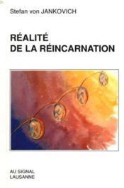 Realite De La Reincarnation - Couverture - Format classique