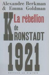 La rébellion de Kronstadt 1921 - Intérieur - Format classique