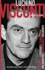 Luchino Visconti - Couverture - Format classique