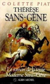Therese sans gene - Couverture - Format classique
