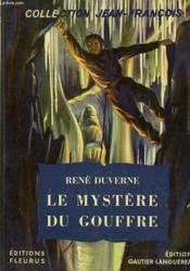 Le Mystere Du Gouffre - Couverture - Format classique