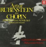 Disque Vinyle 33t Concerto N.2 In F Minor, Op.21. - Couverture - Format classique