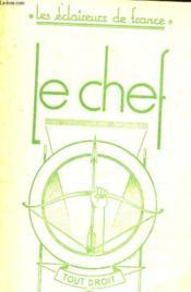 Le Chef N°198 Juin - Couverture - Format classique