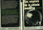 Les Empires De La Chimie Moderne - Couverture - Format classique