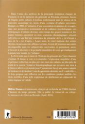 Sans ciel ni terre ; paroles orphelines du génocide des Tutsi (1994-2006) - 4ème de couverture - Format classique