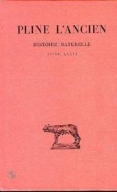 Histoire naturelle L36 - Couverture - Format classique