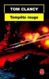 Tempete rouge - Intérieur - Format classique