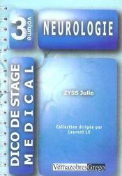 Neurologie - Intérieur - Format classique