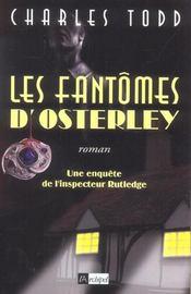 Les fantomes d'osterley - Intérieur - Format classique