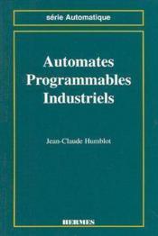 Automates programmables industriels - Couverture - Format classique