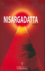 Nisargadatta, notes - Intérieur - Format classique