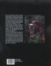 Chevaux de reve les plus belles races du monde - 4ème de couverture - Format classique