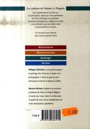 La planète tomate ; culture, cuisine, santé - 4ème de couverture - Format classique