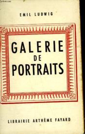 Galerie De Portraits. - Couverture - Format classique