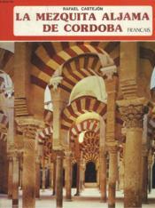 La Mezquita Aljama De Cordoba - Couverture - Format classique