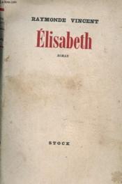 Elisabeth - Couverture - Format classique