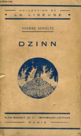 Dzinn - Couverture - Format classique