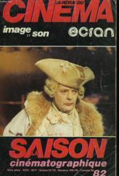 La Revue Du Cinema - Couverture - Format classique