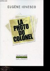 La photo du colonel - Couverture - Format classique