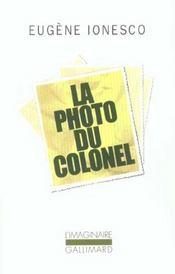La photo du colonel - Intérieur - Format classique