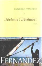 Jeremie! jeremie! - Couverture - Format classique