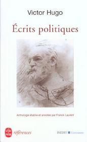 Écrits politiques - Intérieur - Format classique