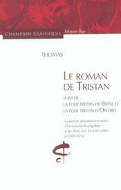 Le roman de Tristan - Intérieur - Format classique