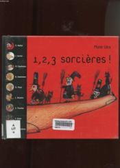 1,2,3 Sorcieres - Couverture - Format classique