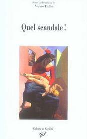 Quel scandale ! - Intérieur - Format classique
