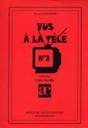 Vus a la teles t.1 ; 6 sketches - Couverture - Format classique