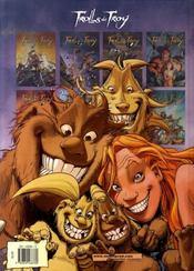 Trolls de Troy t.2 ; le scalp du vénérable - 4ème de couverture - Format classique