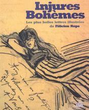 Injures bohemes - Intérieur - Format classique