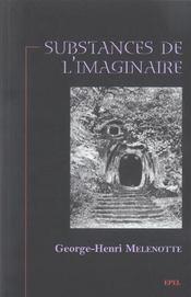 Substances De L' Imaginaire - Intérieur - Format classique