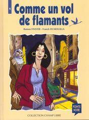 Comme Un Vol De Flamants - Intérieur - Format classique