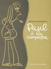 Paul à la campagne - Couverture - Format classique
