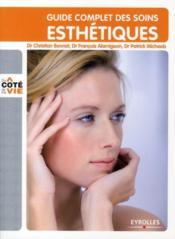 Guide complet des soins esthétiques - Couverture - Format classique