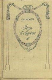 Jean d'agrève - Couverture - Format classique